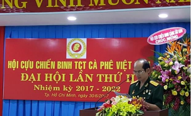 Đại Hội CCB TCT Cà phê Việt Nam Khóa II, nhiệm kỳ 2017 – 2022 đã thành công tốt đẹp