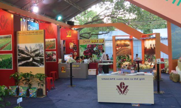 Một Số Hoạt Động TCT Cà Phê Việt Nam Tại Lễ hội Cà Phê Buôn Ma Thuột lần thứ 5 năm 2015